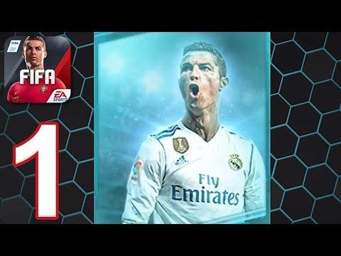FIFA Mobile - Gameplay Walkthrough Part 1 - Tutorial (iOS, Android)