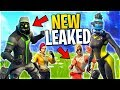 BRAND *NEW LEAKED* SKINS, DANCES, BACK BLING, PICKAXES for 5.1 Season Update! (Fortnite)