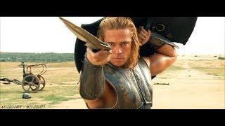 Troy |2004| Hector Vs Achilles