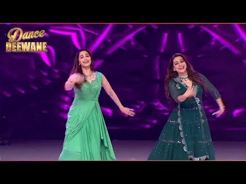 Dance Deewane 2 : Watch Madhuri Dixit And Juhi Chawla Dancing Together On Their Iconic Songs !! Mp3
