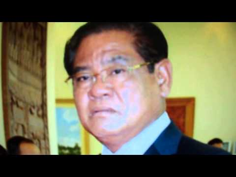 Mr. Sar Kheng, Cambodian Minister of the Interior