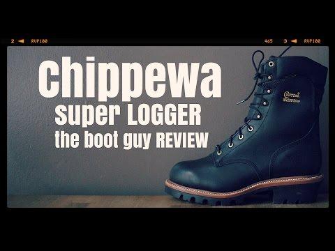 CHIPPEWA BOOTS Style: 25410 MEN'S 9