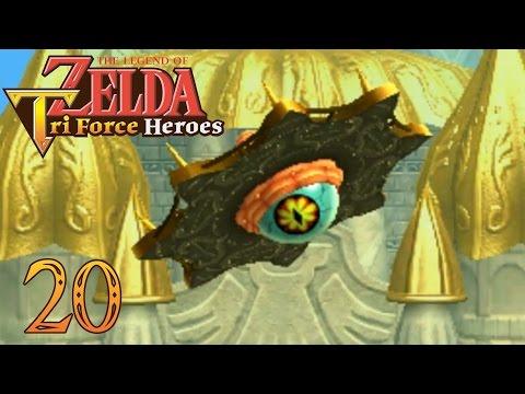 Ein UFO in der Maschinenfestung - The Legend of Zelda: Tri Force Heroes #20
