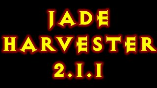 Diablo 3  Jade Harvester Witch Doctor Build Updated 2.1.1