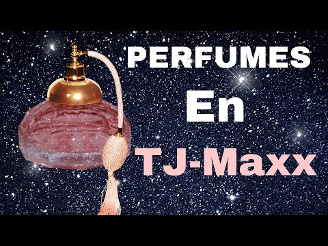 QUE Hay de nuevo en TJMAXX? Perfumes, ropa de marca y más 😱 sep/24/18 **ASMR**