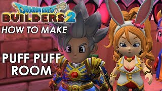 Dragon Quest Builders 2 - How to make the Puff Puff Room (Guide)