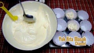 Cara Membuat dan Resep Bolu/Cake Tape Singkong