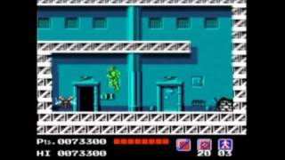 Teenage Mutant Ninja Turtles - NES - Speed Run - NO CHEATS - NO DEATHS