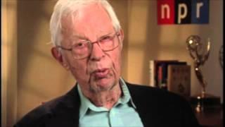 Daniel Schorr Discusses Watergate's Effect on Journalism