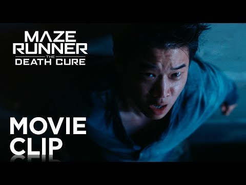 La Cura Mortal (The Maze Runner) Primer Clip
