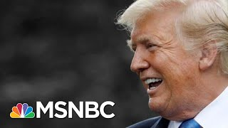 New Poll Shows Trump Is The Only U.s. President To Never Reach 50 Approval  The 11th Hour  Msnbc