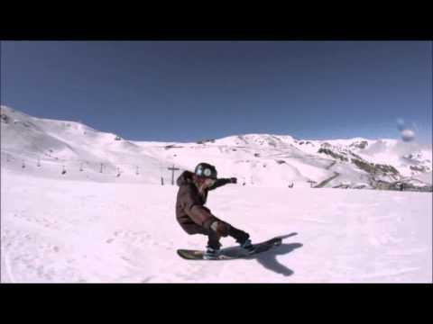 Sessões OFF - Michelle Schlanger (Snowboard)