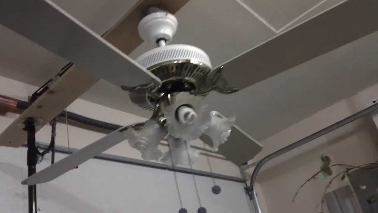 52 SMC DC52 Ceiling Fan