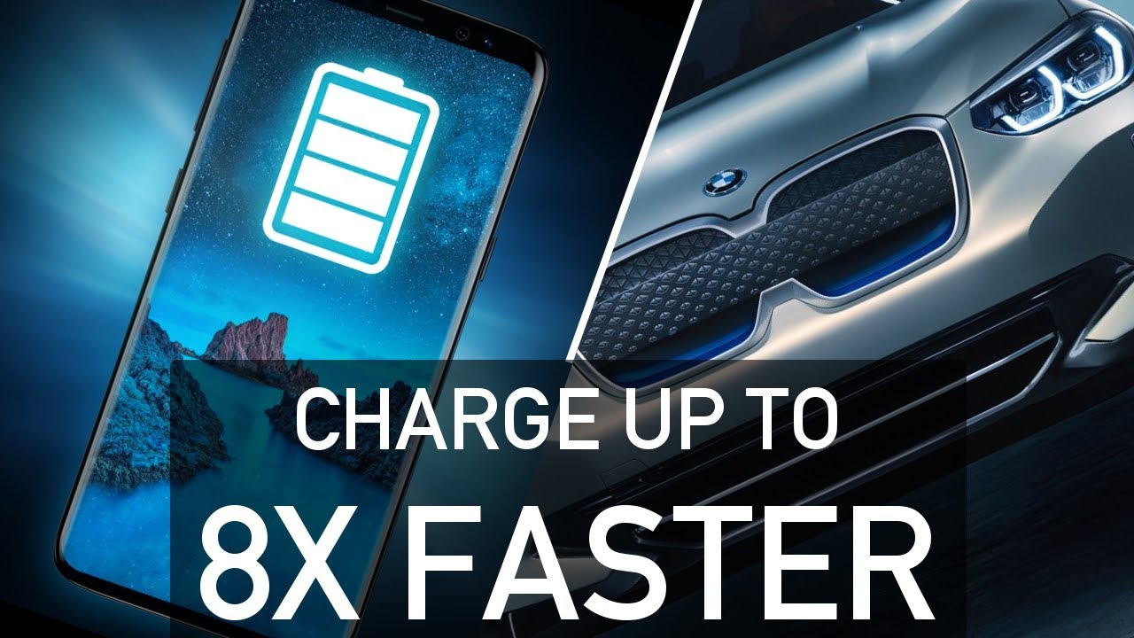 The Battery Revolution. Ultra Fast Charging