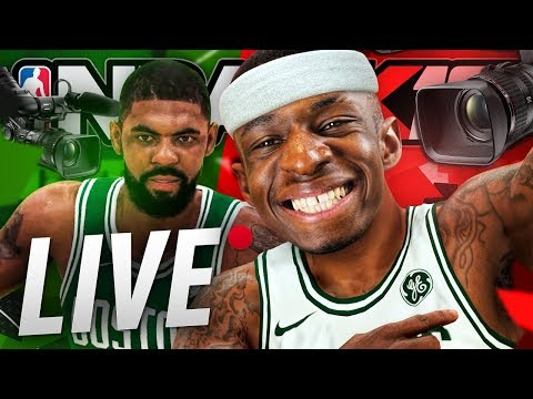 TBJZLPlays NBA 2K18 LIVE!