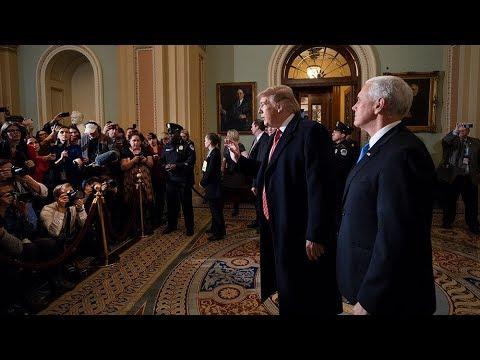 «Не стена, а красивая ограда». Как Трамп может договориться с демократами о постройке укреплений