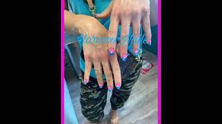 Love Nail Art / Colorful Nail …