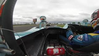 Gulf Mirage GR7/M6 at 2017 Brickyard Vintage Racing Invitational