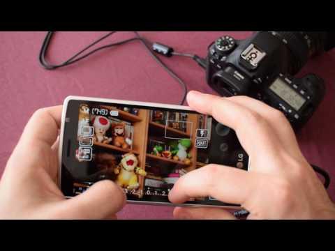 Camera Connect & Control : améliorez les performances de votre boîtier 1