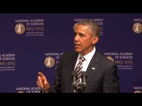 President Obama Stresses Importance of Science and Technology to the Nation's Future