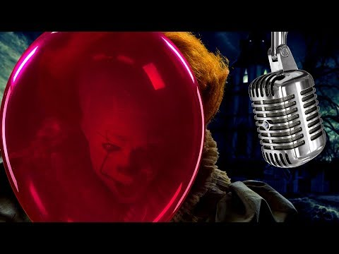 "HOW TO DO ""PENNYWISE 'IT"" VOICE IMPRESSION"