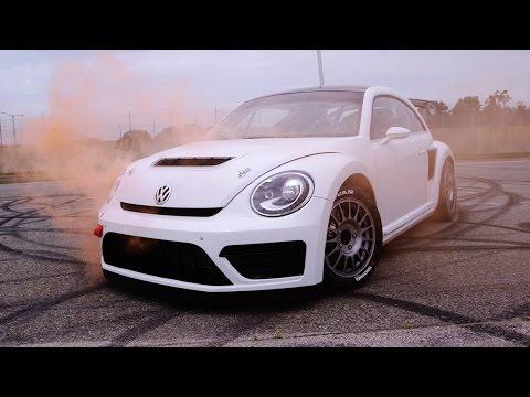 Volkswagen Beetle GRC: 544 hp