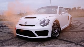 Volkswagen GRC Beetle 2014 Videos