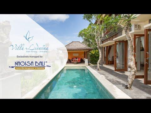 Villa Lidwina - Elegant Modern with Balinese Wooden Touch   Managed by Nagisa Bali