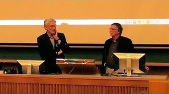 Venäläis-suomalaiset kirjallisuussuhteet 1917–2017: Ben Hellman, Pekka Pesonen (16.10.2017)