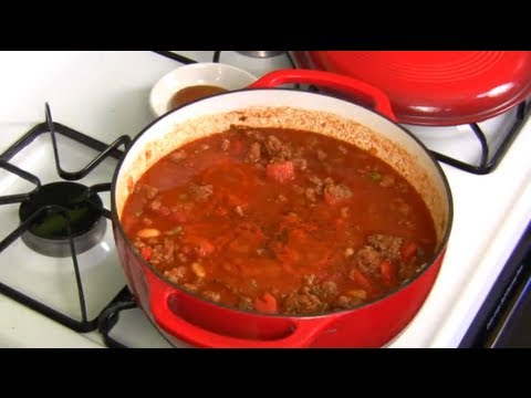 Chunky Pork & Beef Chili - Pea Ridge, AR