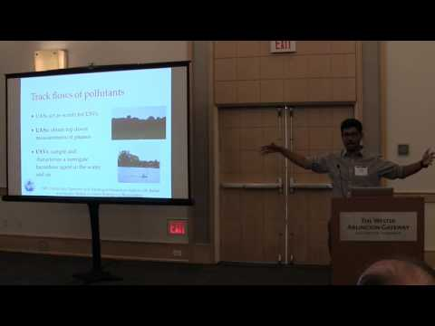 Pratap Tokekar - Algorithms for Heterogeneous Robotic Data Collection