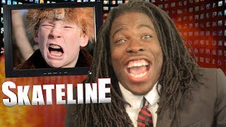SKATELINE - Evan Smith, Corey Duffel, Stephen Lawyer, Aidan Mackey 917 To FA