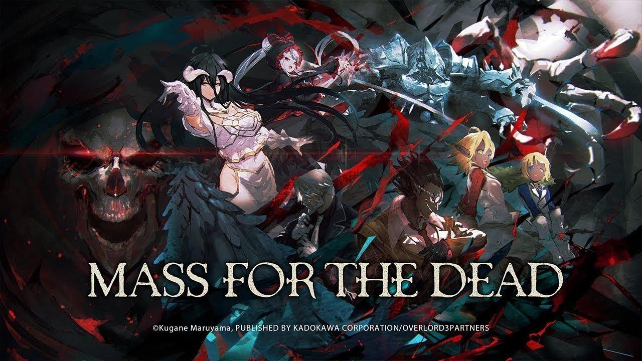 Mass for the Dead, el nuevo juego de Overlord
