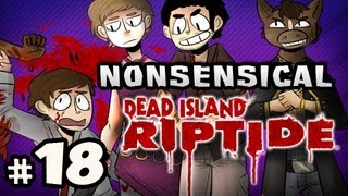 BOBO THE MONKEY - Nonsensical Dead Island Riptide w/Nova, Sp00n SSoH & Kootra Ep.18