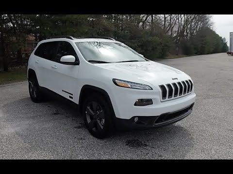 2016 jeep cherokee latitude 75th anniversary edition 4x4 18355 youtube. Black Bedroom Furniture Sets. Home Design Ideas