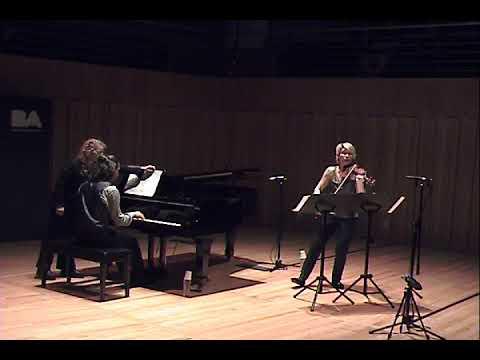Violin Sonata Nº 7, op. 31, Nº 8