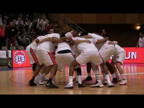 Résumé STB Le Havre - Rouen Métropole Basket