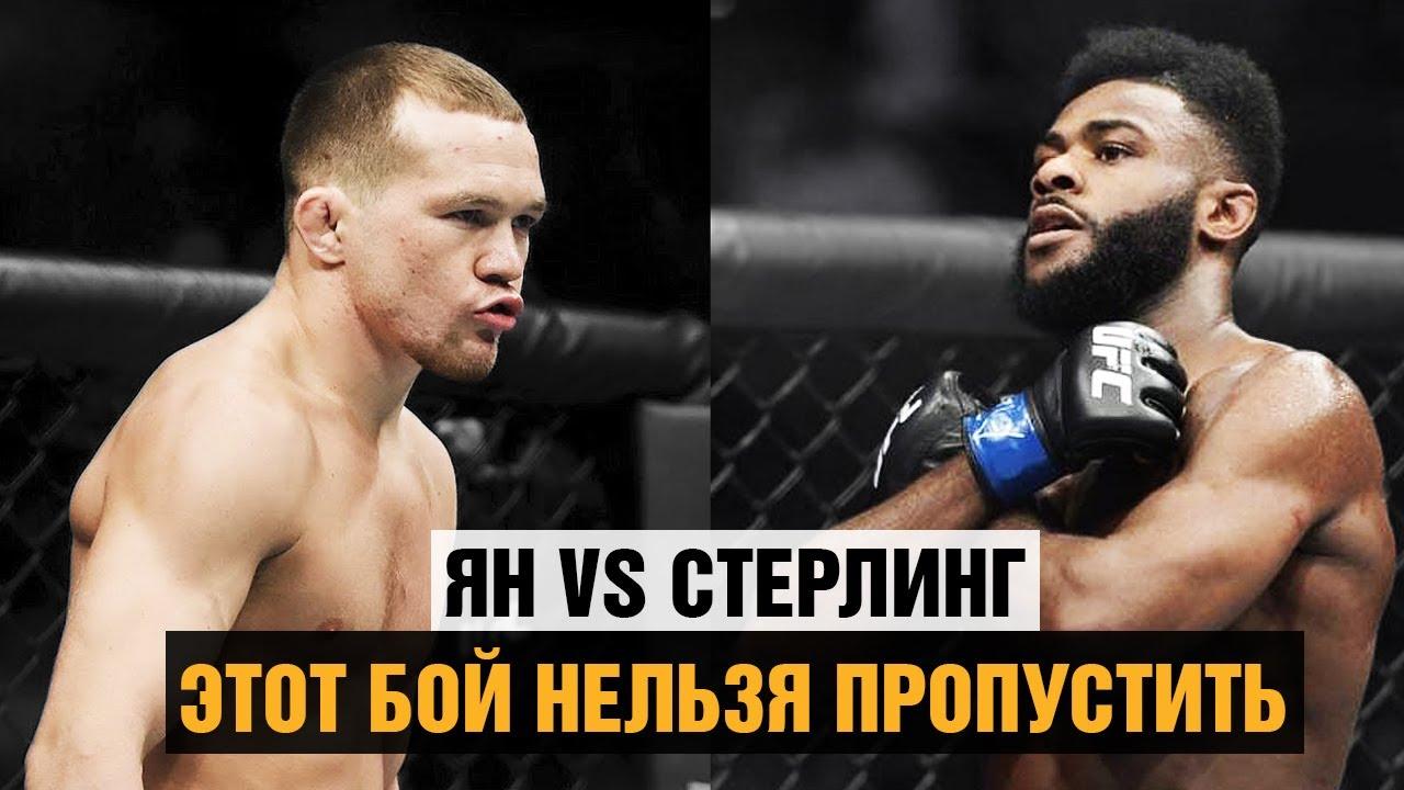 Петр Ян против Стерлинга / Этот бой нельзя пропустить / Эпичное промо боя на UFC 259