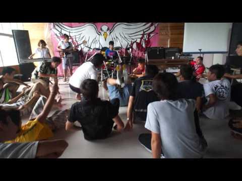 サルーキ LIVE - Acampa Jovem 2012