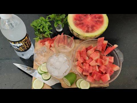 Watermelon mojito |