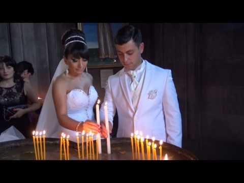 Garik And Anushik Wedding -Church 25.08.2012