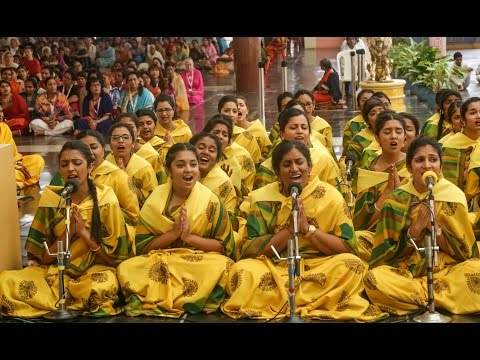 Programme by Youth from Australia || sathya Sai World Youth Festival - 10 Jul 2016