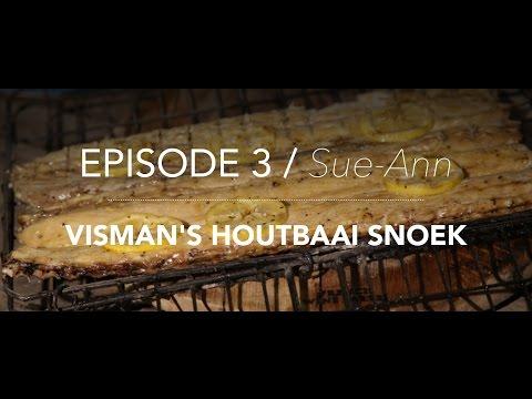 KitchenCoZa - Episode 3 – VISMAN'S HOUTBAAI SNOEK