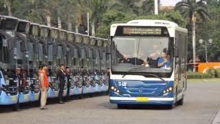 Download Video TELOLET!!! 2 Bus Transjakarta (PPD Vintage Series) Dan 2 Bus Lowdeck Terbaru! | Monumen Nasional MP3 3GP MP4