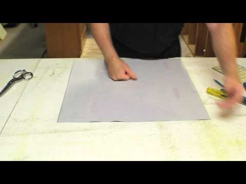 How To Upholster A Wrapped Cushion