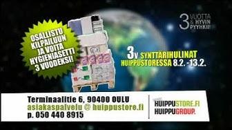 Huippustore 3v, Huippu Group Oy