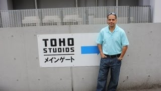 Visiting Japan and Toho Studios  (  And no Toho does not offer public tours)