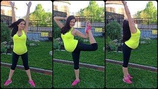 Смотреть видео упражнения для родов видео