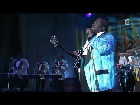 BB King Montreux 1993 part 1