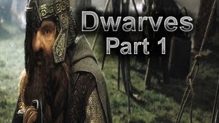The Third Age: Total War - Dwarves Part 1 - Preparing for War